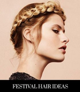 Festival Hair Ideas