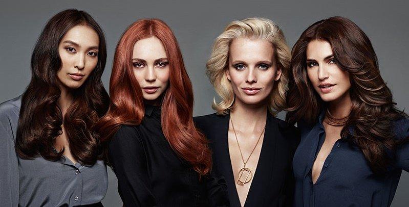 Goldwell hair styling at shape hair design salon