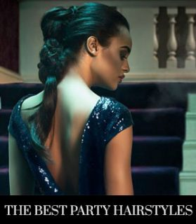 The Best Party Hairstyles