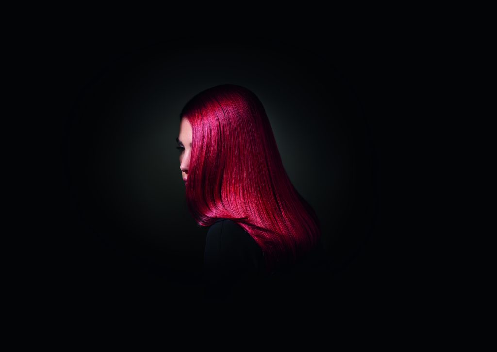 goldwell pure pigments shape hair design teddington