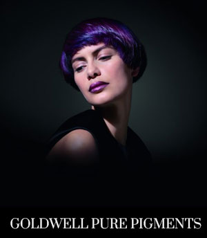 NEW Goldwell Pure Pigments – Illuminated hair colour can be yours…