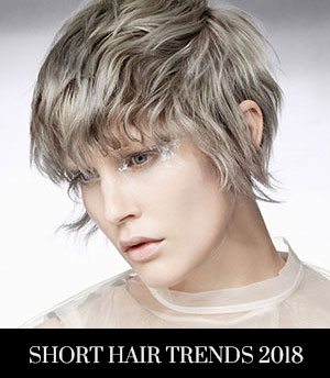 Short Hair Trends 2018