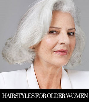 Hairstyles for Older Women