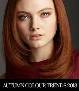 Hair Colour Trends For Autumn
