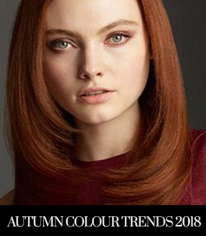 Hair Colour Trends For Autumn