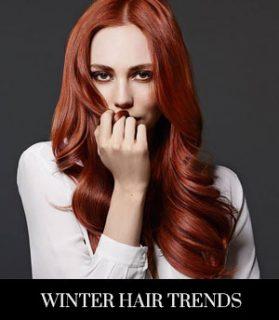 Winter Hair Trends