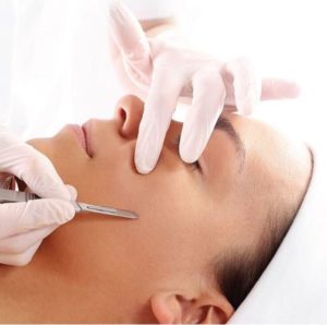 DERMAPLANING TREATMENT Teddington Beauty Salon