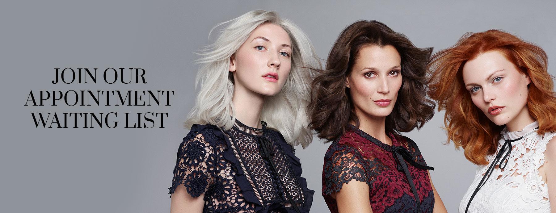Shape Hair Design Waiting List