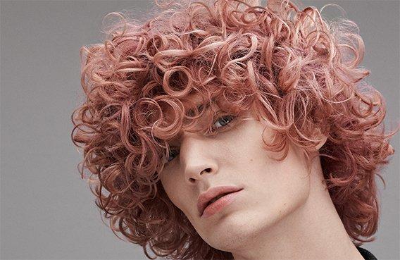 Mens Curly Hairstyles Teddington Barbers
