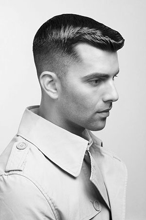 Men's Hair Trends at Shape Hair Design Salon in Teddington